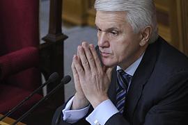 Литвин решил не скромничать: без него парламент рухнет