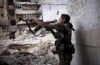 Лига арабских государств одобрила поставки оружия сирийским повстанцам