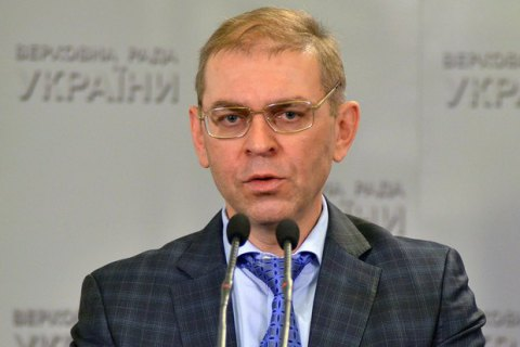 Пашинский пригласил Полторака на заседание оборонного комитета