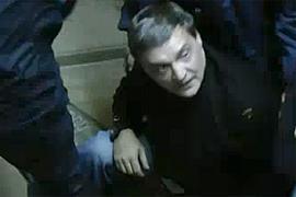 Гримчак устроил драку на участке в Донецкой области