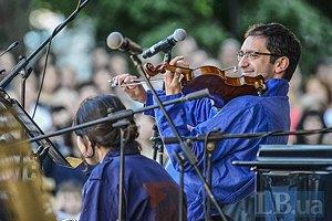В Киеве выступили участники Alfa Jazz Fest
