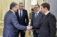 Порошенко встретился с адвокатами Савченко