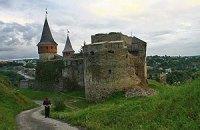 В Каменец-Подольском начали реставрировать крепость