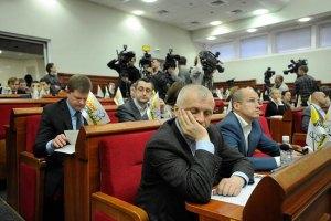 Киевсовет хочет наконец-то взяться за бюджет на 2013 год