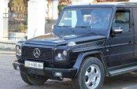 В Крыму ради авто депутата Колесниченко специально расчистили стоянку