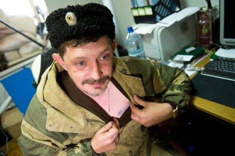 """Убит полевой командир """"ЛНР"""" Павел Дремов"""