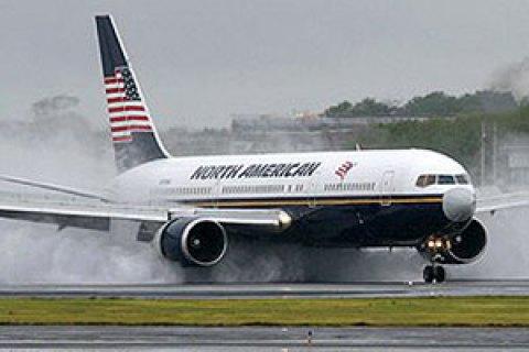 Американские авиакомпании продлили запрет полетов вДнепр