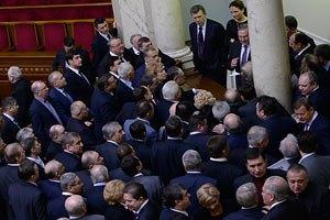 """ПР собирает подписи под просьбой к Януковичу о премьере-""""регионале"""""""