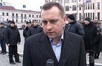 """Глава харьковской """"Батькивщины"""" подал в отставку"""