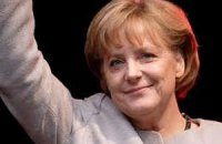 Янукович поздравил Меркель с переизбранием на пост федерального канцлера ФРГ