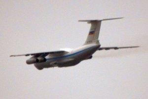 Украина закрыла воздушное пространство для военных самолетов