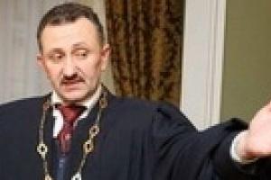 Экс-судья Зварич решил отказаться от звания