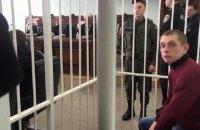 Дело патрульного Олийныка передали в Голосеевский суд Киева