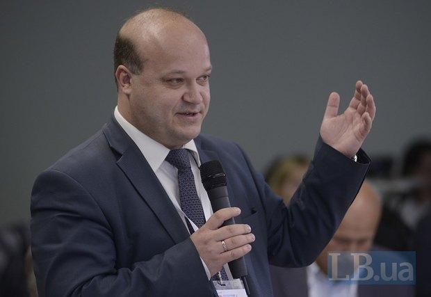Валерий Чалый, заместитель генерального директора Центра Разумкова