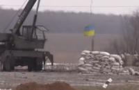 За сутки боевики 10 раз обстреляли силы АТО на Донбассе