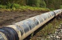 В Карпатах устроили три взрыва на газопроводе