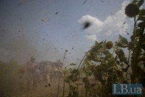 Со стороны РФ обстреляли позиции украинских военных противотанковыми управляемыми ракетами