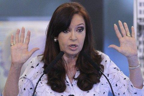 Экс-президента Аргентины обвинили вотмывании денежных средств