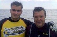 Янукович отметит юбилей в Крыму