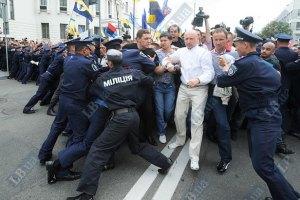 Милиция угрожает Турчинову уголовным делом