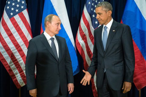 Обама напомнил Путину о необходимости выполнения РФ Минских соглашений