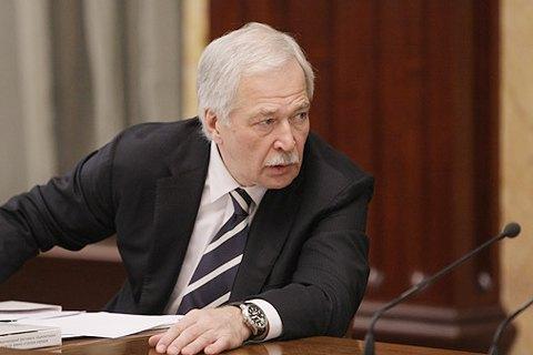 Гризлов заявив про необхідність надання особливого статусу Донбасу за«формулою Штайнмаєра»