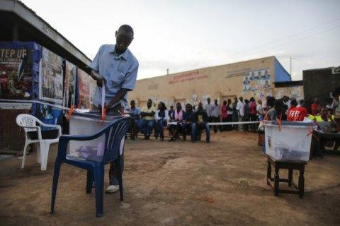 В Уганде избираются президент и парламент