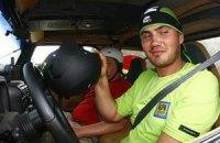 Экологи требуют запретить грузовикам Януковича гонять по заповедникам