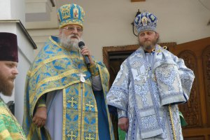 Луганский священник запретил евроинтеграторам молиться в его храме