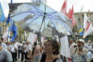 МВД усилит охрану общественного порядка во время сессии Киевсовета 19 августа
