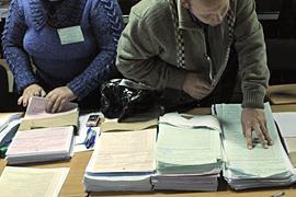 В Харькове потерялись бюллетени с 23 участков?