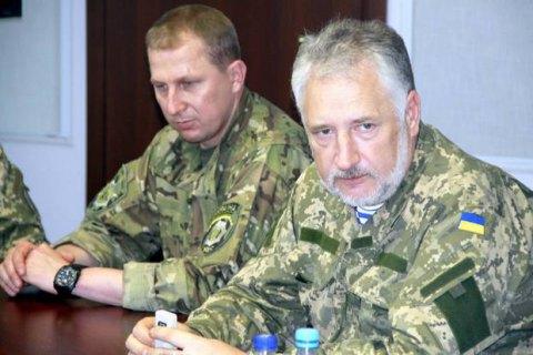 Жебривский пригрозил отставкой руководству донецкой милиции