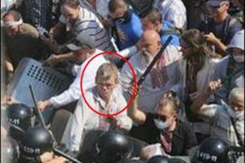 Со Швайки сняли подозрение в организации массовых беспорядков