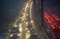 Нардепы в пробках жалеют, что выборы мэра Киева не завтра