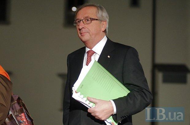 Премьер-министр Люксембурга Жан-Клод Юнкер