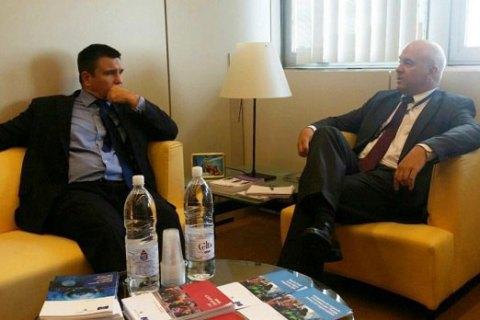 Украина ожидает поддержки Комиссара СЕ в защите прав удерживаемых в РФ украинцев