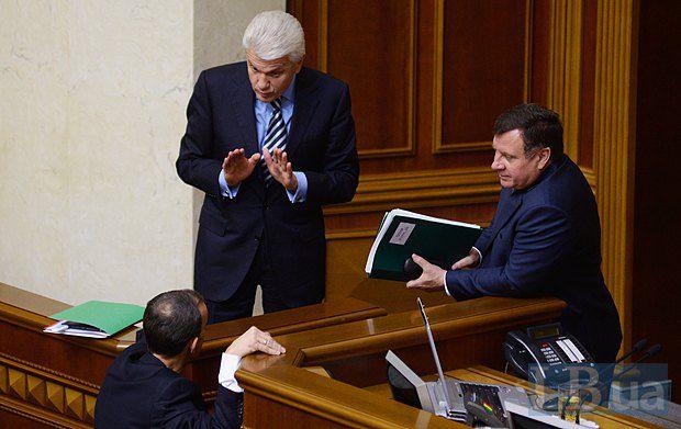 В качестве кого Литвин войдет в новый парламент - еще вопрос