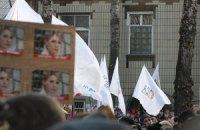 Сторонники Тимошенко придут под СИЗО поздравить ее с Новым годом и Рождеством