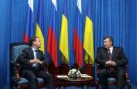 Януковича радует взаимопонимание с Россией