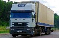 Из-за жары в Украине ограничили движение грузовиков