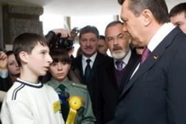 14-летний школьник сделает для внука Януковича самолет