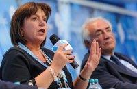 Яресько подтвердила встречу с российским министром в Перу