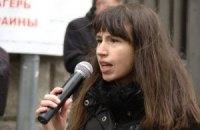 В МВД отрицают причастность подозреваемого в избиении Чорновол к политике