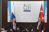 Эрдоган и Путин решили встретиться