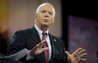 "Сенатор США заявил о подготовке ""всеобъемлющего"" законопроекта в ответ на действия РФ в Европе и Сирии"