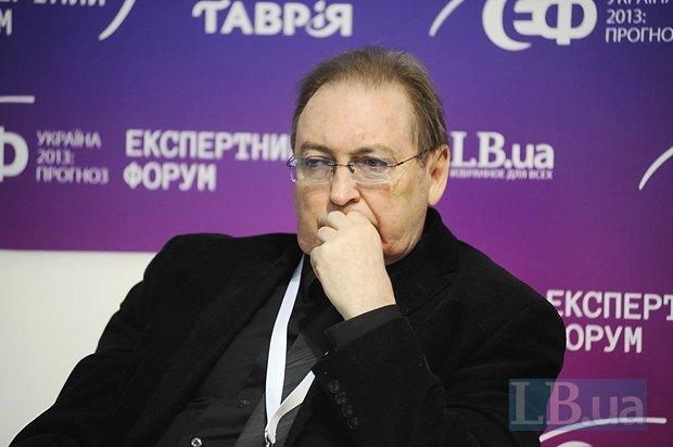 Политолог Дмитрий Выдрин