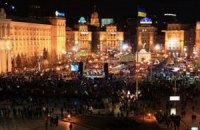 Основное требование Майдана - отставка Президента и правительства, - опрос