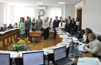 На внеочередном съезде судей избрали Совет судей Украины
