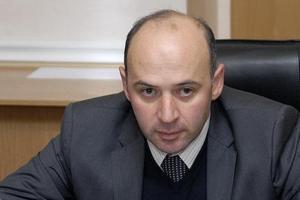 Грузин Эбаноидзе отказался от должности в Минюсте