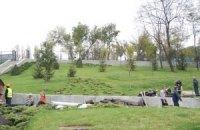 Межі київських парків хочуть закріпити в Генплані